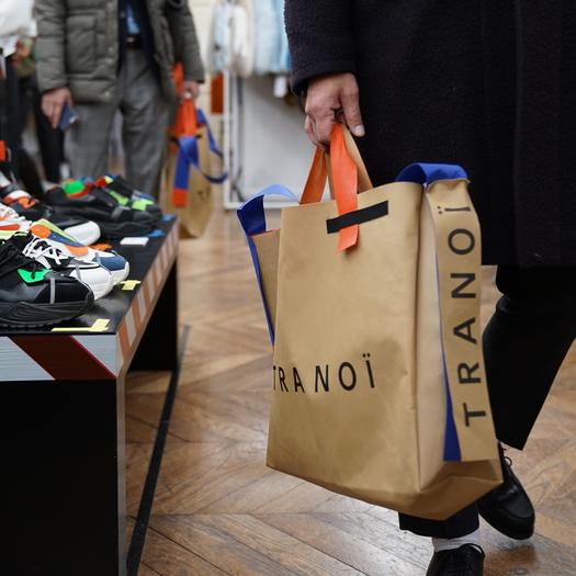 aaf76ba5ea2 Tranoï - The leading fashion tradeshow in Paris